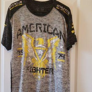 American Fighter Shirt - XL